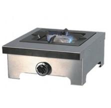 Plaques de cuisson inox traiteur 1 feux