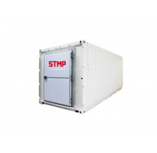 Container chambre froide mobile C58
