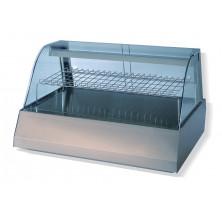 Vitrine d'exposition froide GN 3/1 - Ouverture coulissante de verre de service