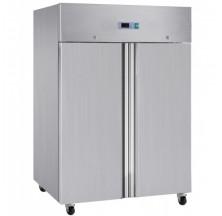 Armoire inox réfrigérée PATISSIERE - 2 portes